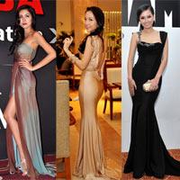 Top 10 váy lộng lẫy nhất năm của sao Việt
