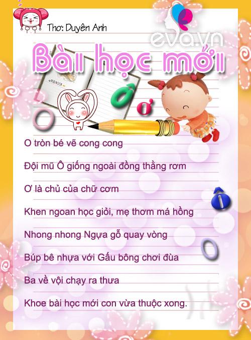 "me ke con nghe: ""bai hoc moi"" - 1"