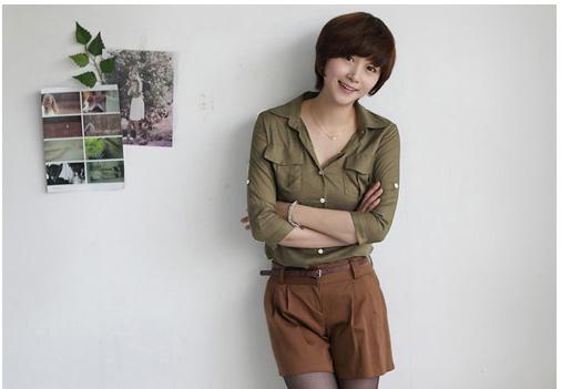 Thoi Trang ao Voan Kieu 2013 Thời Trang áo Voan Kiểu Dịu