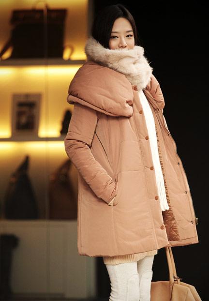 'Duyên ngầm' với áo phao mùa đông - 16