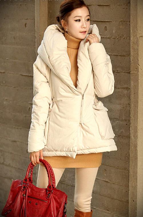 'Duyên ngầm' với áo phao mùa đông - 30
