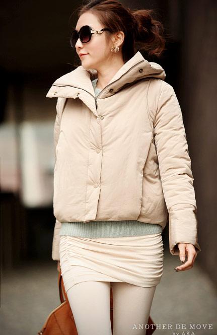 'Duyên ngầm' với áo phao mùa đông - 35