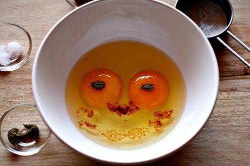 Trứng ốp-lết bắp cải ăn không còn ngán - 13