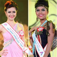 Tối nay chung kết Hoa hậu các dân tộc Việt Nam