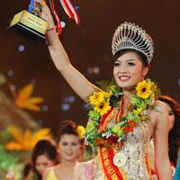 Triệu Thị Hà đăng quang Hoa hậu các dân tộc VN