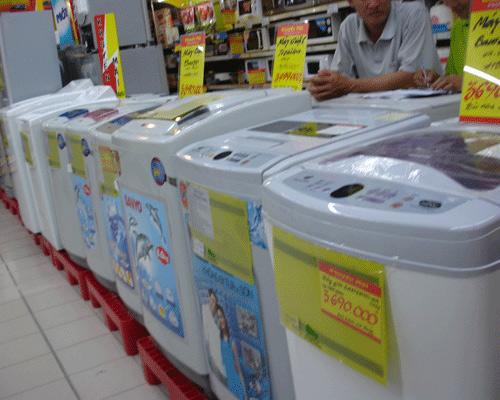 Bí quyết chọn mua máy giặt tốt - 1