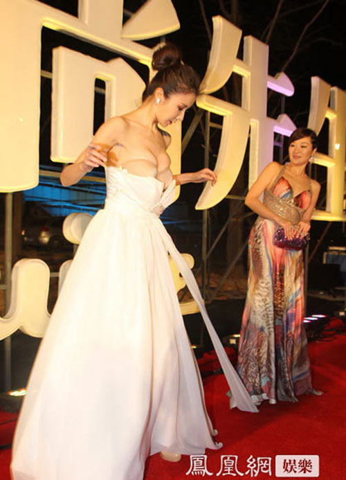 Váy quây: Đẹp thì có đẹp... - 2