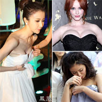 Váy quây: Đẹp thì có đẹp...