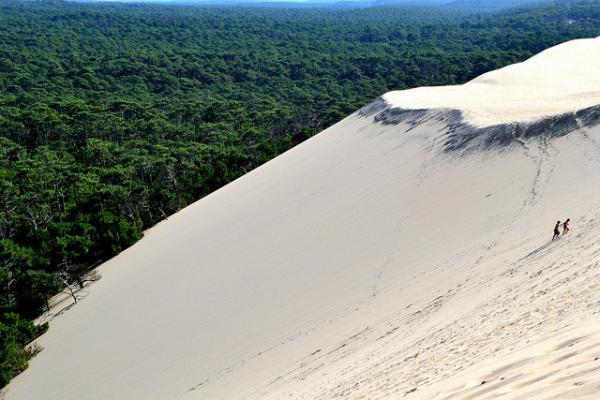 Chiêm ngưỡng 10 cồn cát khổng lồ - 1