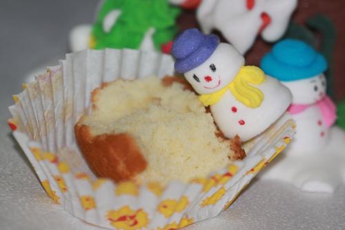 Bánh Muffin nho ấm áp đêm Giáng sinh - 9