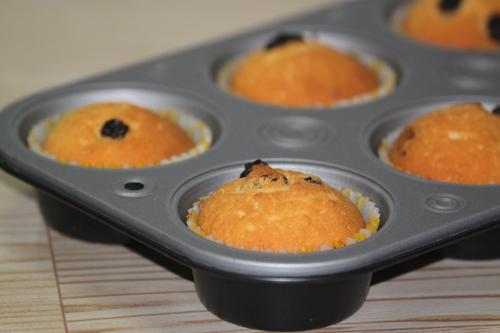 Bánh Muffin nho ấm áp đêm Giáng sinh - 6