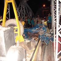 Những vụ tai nạn kinh hoàng trong năm 2011