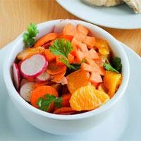 Salad cà rốt dễ làm dễ ăn