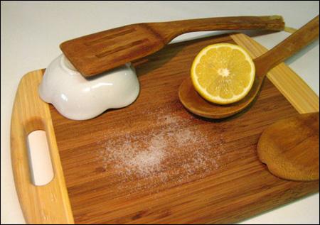 Vệ sinh nhà bếp bằng nước chanh - 1