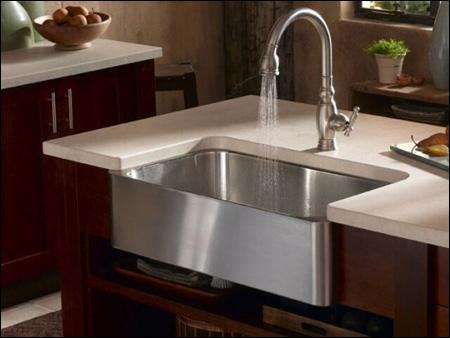 Vệ sinh nhà bếp bằng nước chanh - 2