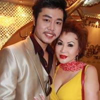 Top 5 Siêu mẫu Việt công khai bồ già tỷ phú