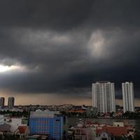 Đêm nay, bão số 7 đổ bộ miền Trung