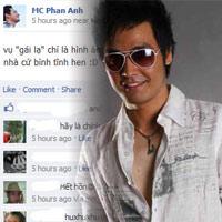 """MC Phan Anh lên tiếng chuyện """"gái lạ"""""""