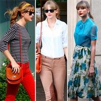 Mùa thu  đáng yêu của Taylor Swift