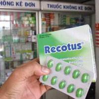 Hiểm họa từ nhưng cơn 'phê' thuốc Recotus