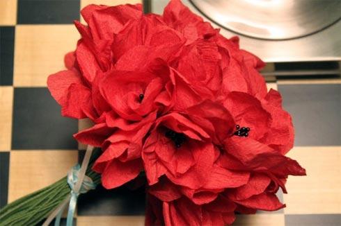 Tung chiêu làm hoa cưới đẹp-độc - 6