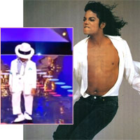 Bé 'nhái chuẩn' điệu nhảy của Michael Jackson
