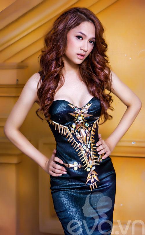 Hương Giang idol - Người đẹp chuyển giới hot nhất Vbiz