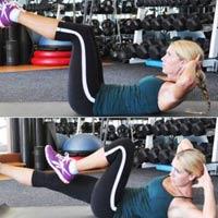 Tập thể dục 10 phút cho vòng eo thon gọn