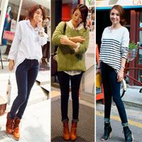 3 cách phối đồ tuyệt đỉnh cùng quần skinny