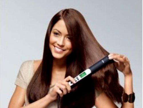 Mẹo giữ nếp tóc xoăn lâu bền - 2