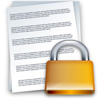 Đặt mật khẩu cho tài liệu văn bản
