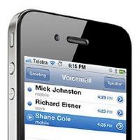 Lấy lại thư thoại đã xóa trên iPhone?