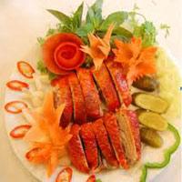 Đi chợ: Thịt ngỗng hơi khó tìm