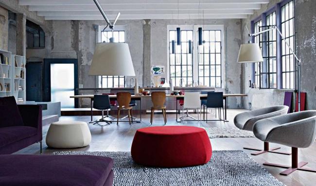 Ngôi nhà này được thiết kế theo ý tưởng không gian thô mộc mà có cá tính riêng...
