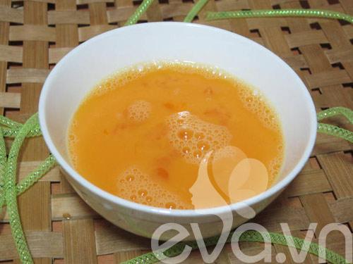 Củ cải xào trứng siêu ngon - 3