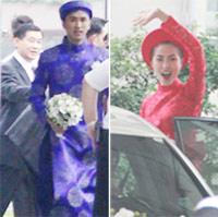 Chuyện ngoài lề thú vị về đám cưới Hà Tăng