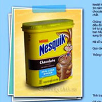 Nestle thu hồi 200.000 hộp sữa nhiễm khuẩn