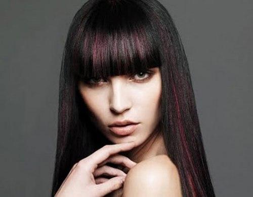 Mẹo giữ nếp tóc mái bằng lâu bền - 2