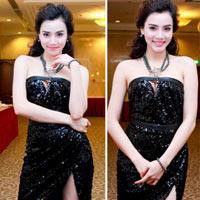 Sao Việt đẹp lung linh nhờ váy lấp lánh