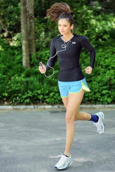 Chạy bộ giúp bệnh nhân ung thư bớt mệt