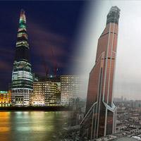 Những tòa nhà đẹp nhất thế giới năm 2012