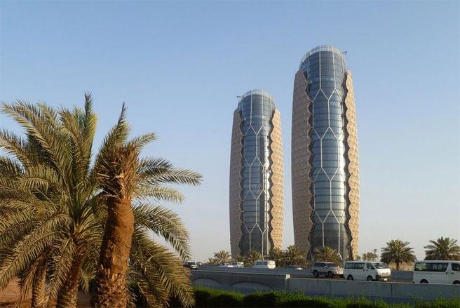 Những tòa nhà đẹp nhất thế giới năm 2012 - 2
