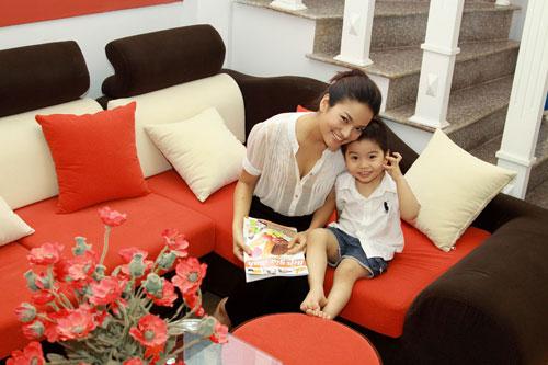 Nhà xinh của nàng Eva Thúy Hằng - 2