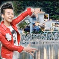 Soi biệt thự xa hoa G-Dragon tặng cha mẹ