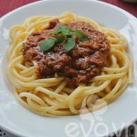 Spaghetti sốt bò băm thật ngon