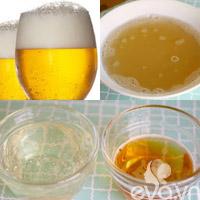 Nhật ký Hana: Tóc xoăn bóng mượt nhờ bia
