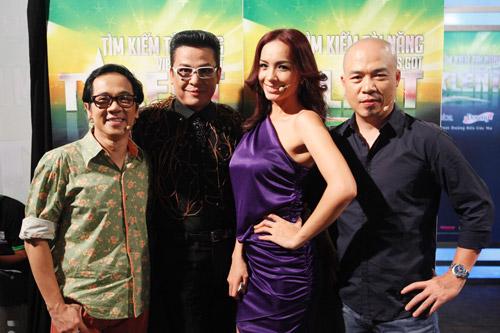 Vietnam's Got Talent chuẩn bị lên sóng - 1