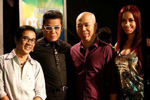 Vietnam's Got Talent chuẩn bị lên sóng - 2