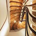 Nhà đẹp - Ấn tượng cầu thang uốn éo lắt léo