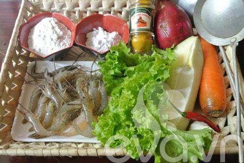 Bài dự thi: Bánh tôm Hồ Tây - Món quà của Hà Nội - 1